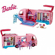 Автобус фургон Барби Barbie Dream Camper кемпер кампер FBR34 автобус для Барби Киев
